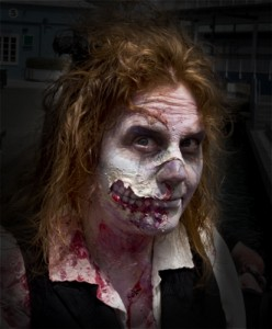 Little zombie
